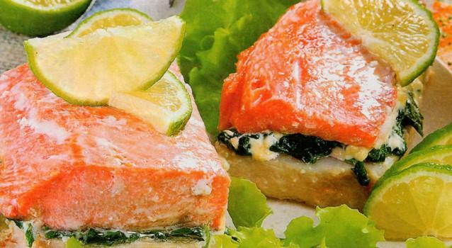 блюда из сырой рыбы