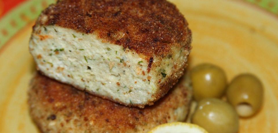 Котлеты рыбные, рецепт